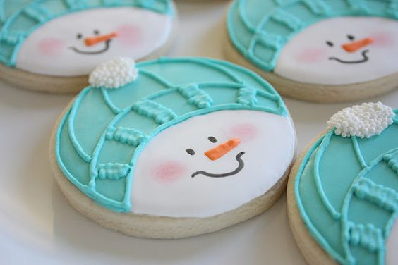 Snow cute!  Too bad I don't have the skills/talent to pull it off...