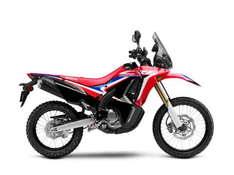 2020 Honda Crf250l Rally Guide Dual Sport Motorcycle New Honda Honda Motorcycles