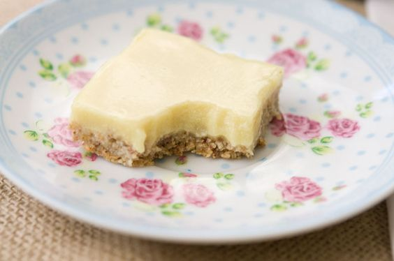 Lemon Cream Bars - Vegan. My weakness!!: Free Vegan, Compassionate Eating, Agave, Vegan Recipe, Lemon Bar
