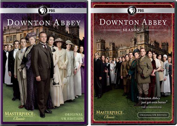 Simply June: Downton Abbey Season 1 & 2