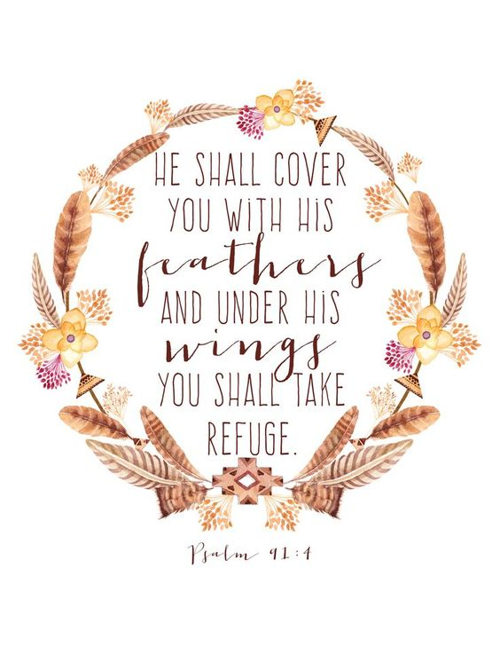 He Will Cover Us
