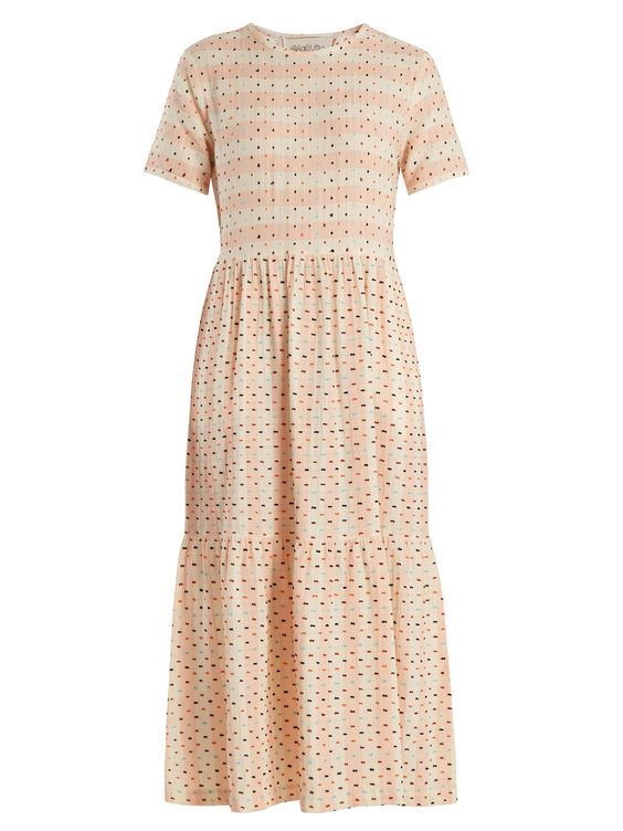 Ace & Jig Outlaw Marie Dress
