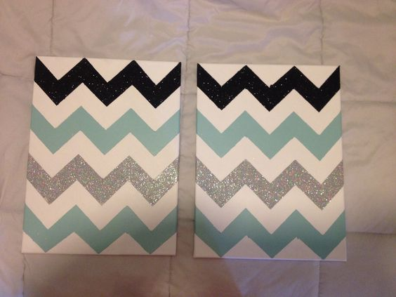 Chevron Patterns Chevron And Tape On Pinterest