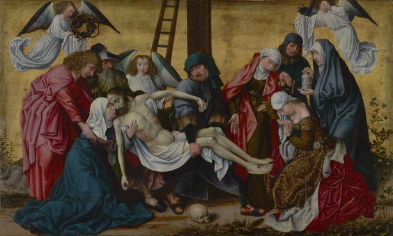 Title: The Deposition  Artist/Maker(s): Follower of Rogier van der Weyden (Netherlandish, 1399/1400 - 1464)