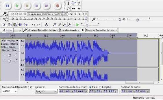 Programas para cortar canciones