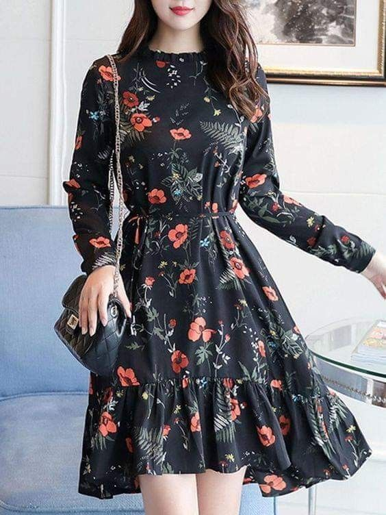 23 Colorful Dresses16 To Copy Today outfit fashion casualoutfit fashiontrends