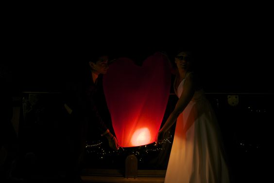 Heart Shape Lantern