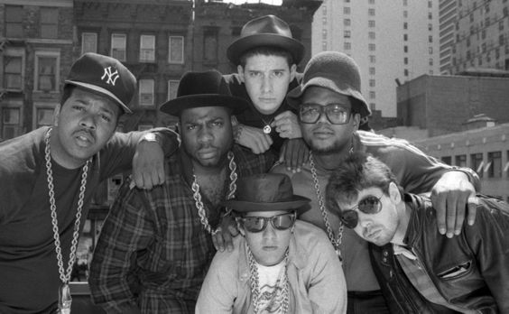 RUN DMC & The Beastie Boys