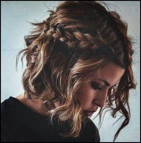Frisuren mittellanges haar pinterest