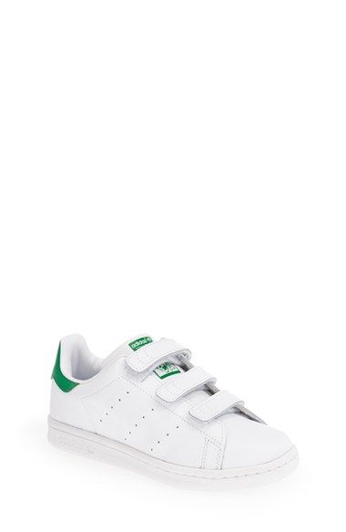 adidas \u0027Stan Smith\u0027 Leather Sneaker (Toddler \u0026 Little Kid) available ...