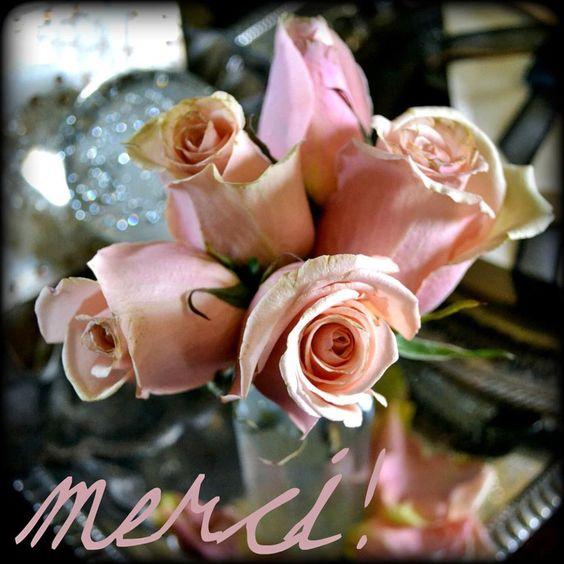 ❥ pink Valentine roses via talula