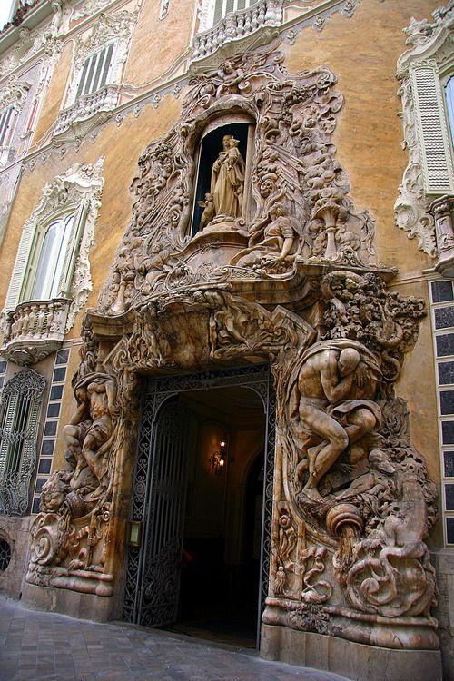 Museo Nacional de Cerámica y de las Artes Suntuarias González Martí (The Ceramics Museum of Valencia) Palacio de Marques de Dos Aguas, Valen...