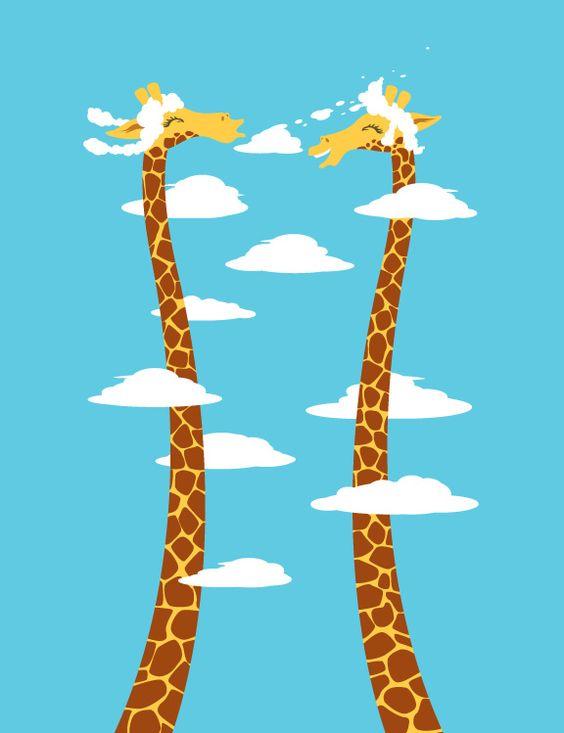 As divertidas ilustrações de Chow Hon Lam - Choco la Design | Choco la Design | Design é como chocolate, deixa tudo mais gostoso.