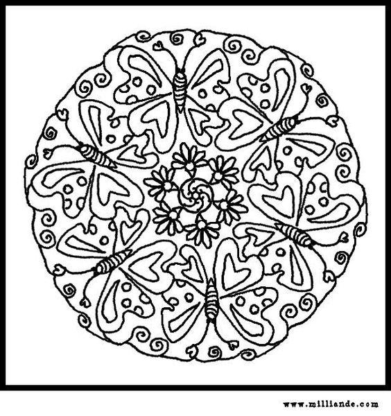 Mandala Coloring Pages Mandala Coloring And Coloring