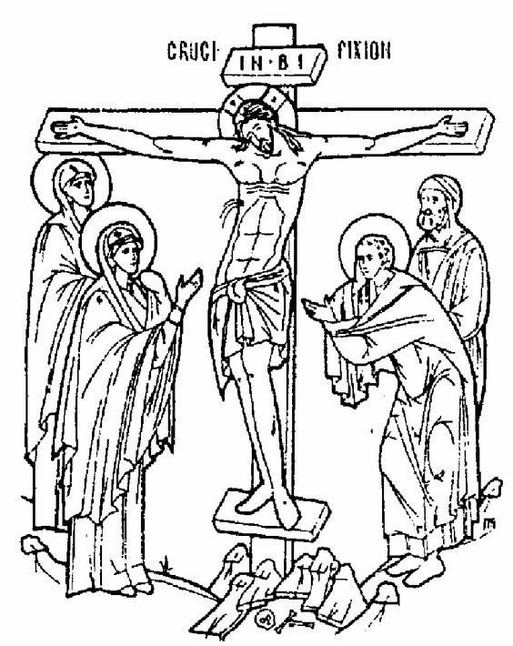 greek icon coloring pages - photo#7