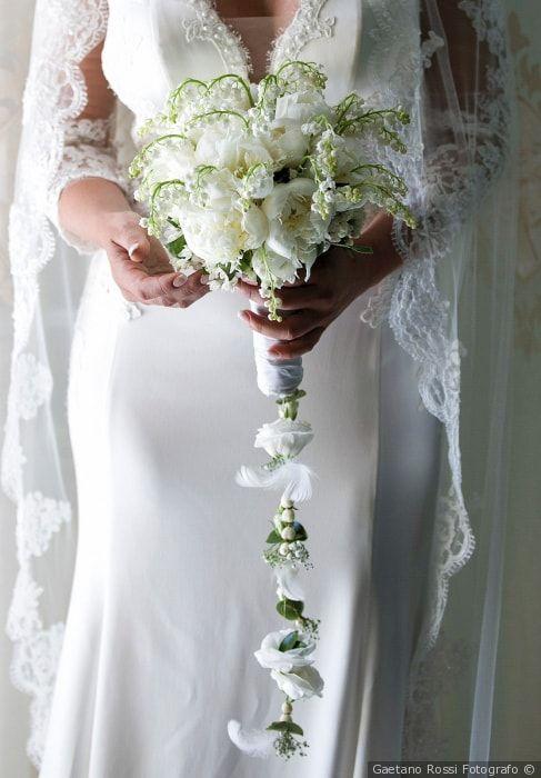 Foto Di Bouquet Da Sposa.Quante Tipologie Di Bouquet Esistono Uno Per Ogni Sposa Fiori