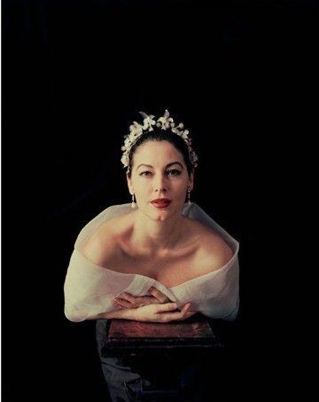 Ava Gardner, 1954, New York by Milton H Greene
