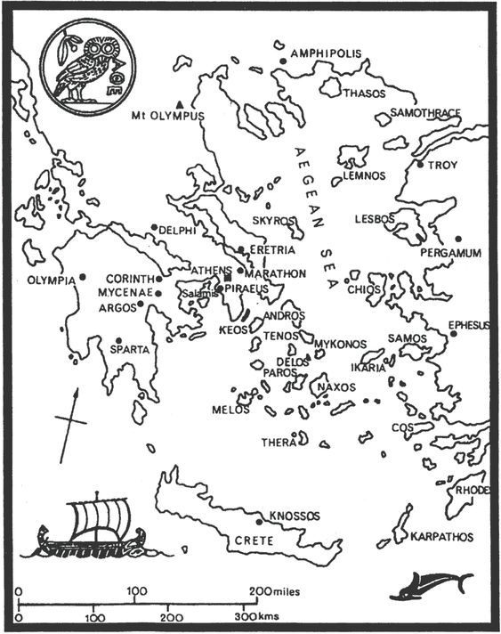 Worksheets Ancient Greece Map Worksheet follow me coloring and greece on pinterest ancient map for the greeks copy their culture from egyptian it