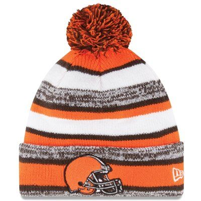 discount new era cleveland browns nfl sideline sport knit hat usa ae999  ebc35 f237dc9f5