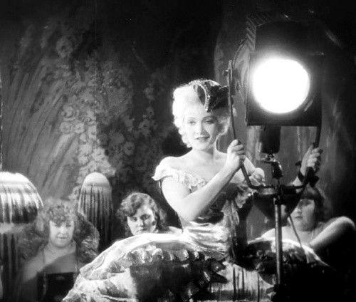 El Angel Azul 1930 Los Angeles Azules Cine Marlene Dietrich