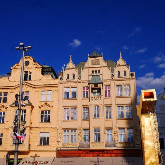 Plzen,Czech Republic, photo prise par Valérie Coutrot.