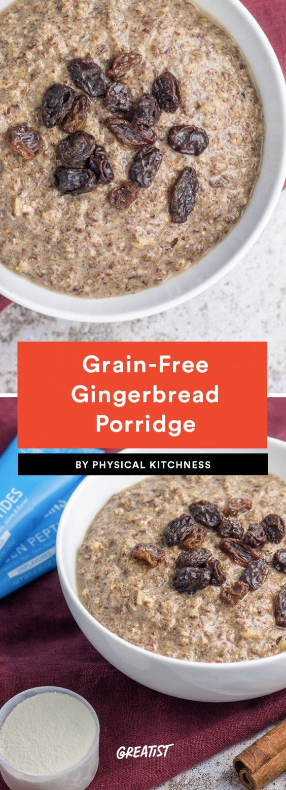 12 Paleo Friendly Oatmeal Alternatives That Are Just As Hearty Paleo Oatmeal Food How To Eat Paleo