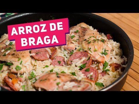 Arroz De Braga Receita Com Imagens Receitas Arroz De Braga