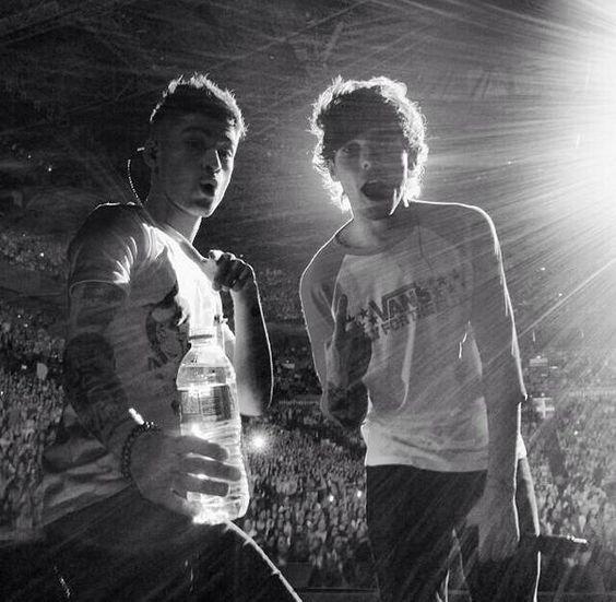Lou and Zayn <3
