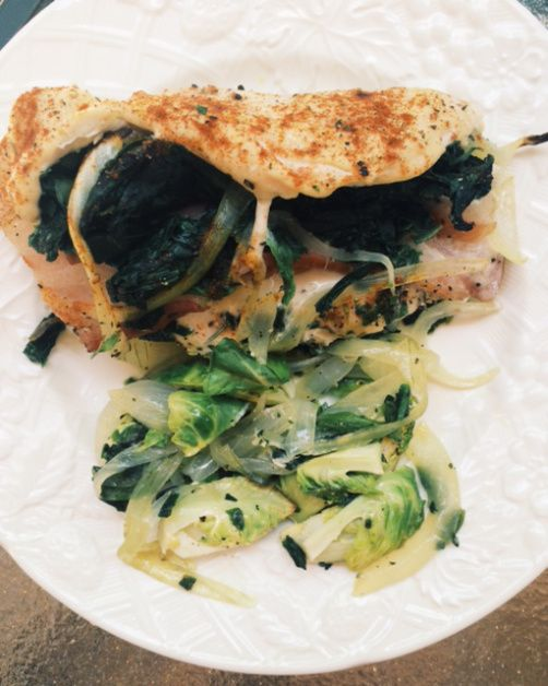 Stuffed chicken breasts, Life challenges and Stuffed chicken on ...