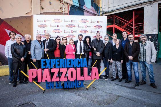 Se presentó el ciclo Experiencia Piazzolla