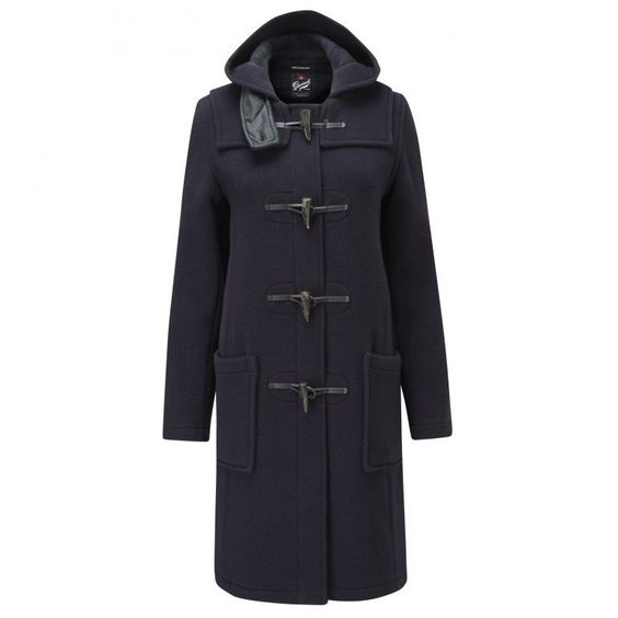 Women's Slim Fit Duffle Coat Gloverall