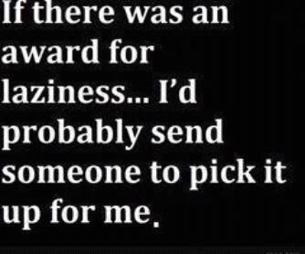 Fibromyalgia it's funny but I think members of my family would pick it up for me even if I don't want it.
