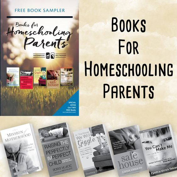 "Check out this new sampler "" Books for Homeschooling Parents"" from Penguin Random House. After reading the excerpts, make sure and take the brief survey at tiny.cc/homeschoolsurvey to receive 2 FREE books! http://ow.ly/OmmI305e6uH"