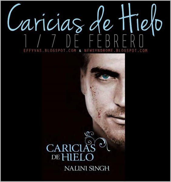 Relectura: Psi Cambiantes | Caricias de Hielo | #RelecturaPsiCambiantes #CariciasDeHielo #NaliniSingh #PsiCambiantes: