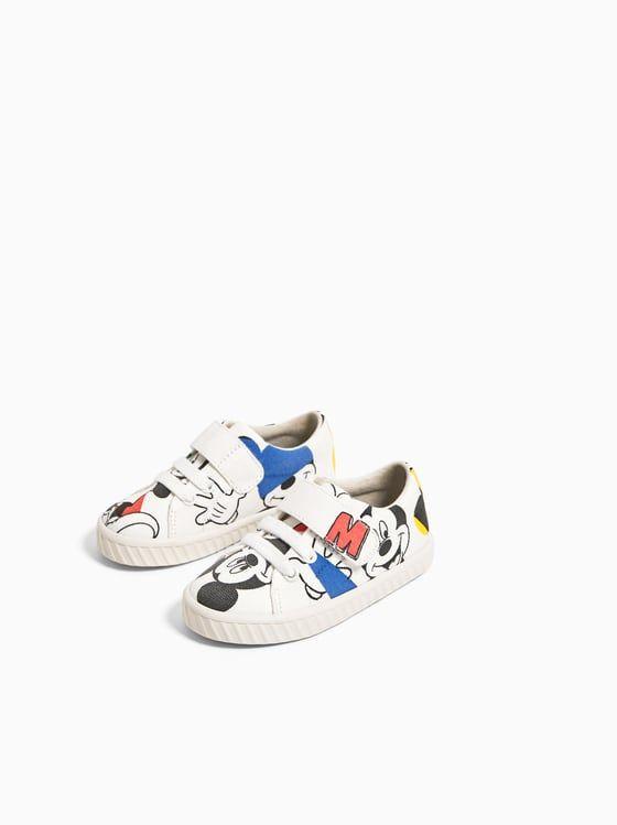 Tenisowki C Disney Wiecej Buty Niemowle Chlopiec 3 Miesiace 4 Lata Dzieci Zara Polska Disney Sneakers Kid Shoes Cute Baby Shoes