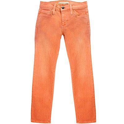 JOE'S JEANS WOMENS Jeans Orange SIZE 26, $84.99