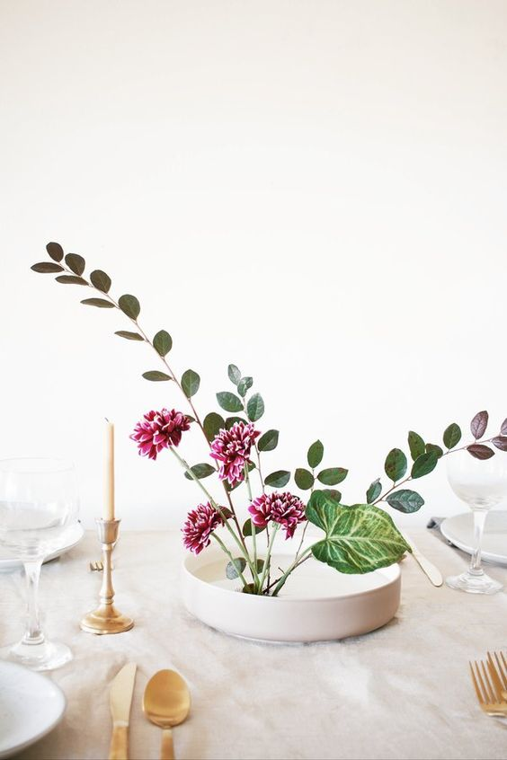 Ikebana Flower Arrangement Tutorial | Hunker