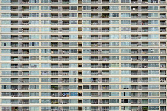 Anonymität der Großstadt
