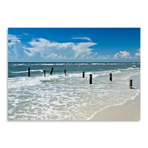 Florida Gulf Of Mexico Photographic Print East Urban Home Size 30
