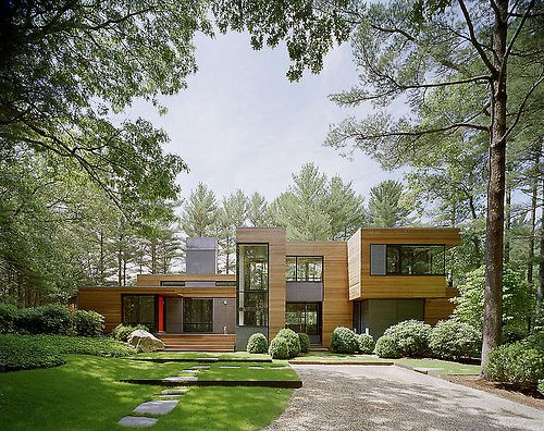 Luxury Architecture Contemporary Homesproperty Glass Wi - Beautiful interiors with asian influences tarrytown residence by webber studio architects
