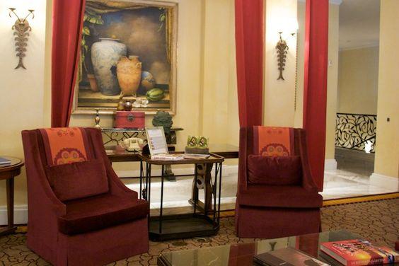 Seattle, WA - Hotel Monaco review.