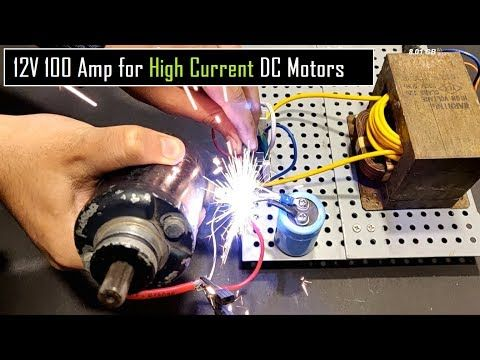 12v 100a dc from 220v ac for high