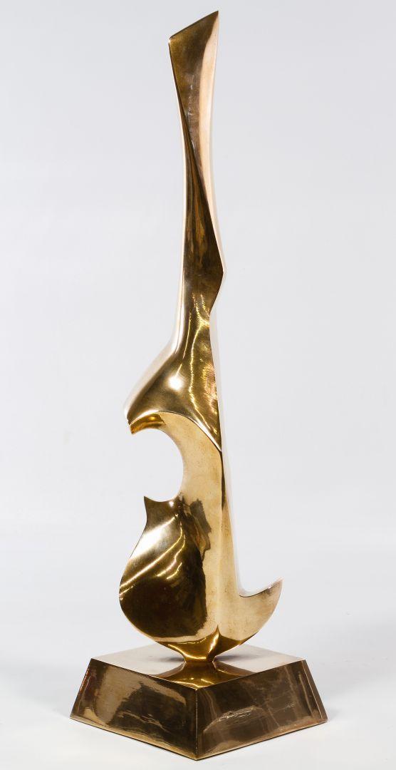 "Lot 234: Leonardo Nierman (Mexican, b.1932) ""Music 21"" Bronze ..."