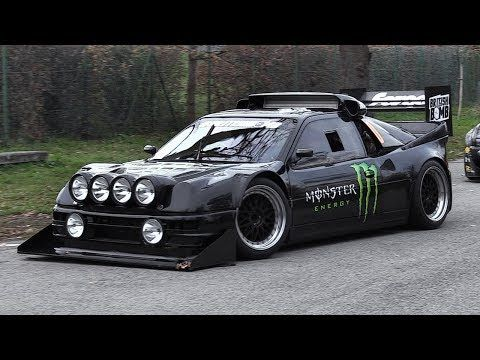 900 Hp Ford Rs200 Pikes Peak Liam Doran Hillclimb Monster At