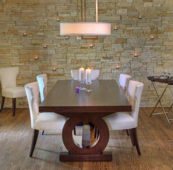Design comedor hermoso : Un hermoso comedor moderno | decoración casa | Pinterest