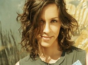 Alanis Morissette...should I have this hairstyle?????