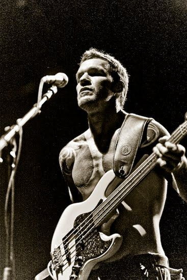 Tim Commerford (Rage Against the Machine / Audioslave)