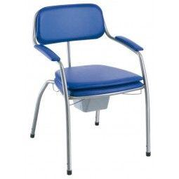 Silla de WC Omega #baño #wc #adaptado #discapacitado #minusvalido #disabled #bath #bathroom #toilet #shower #higiene #inodoro
