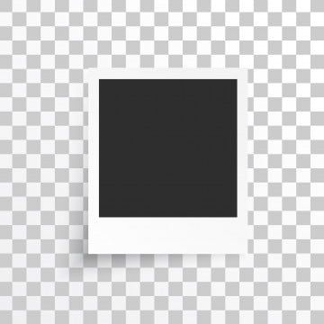 Square White Photo Frame Shadow On Transparent Photo Photo Icons Transparent Icons Png And Vector With Transparent Background For Free Download White Photo Frames Frame Photo Frame