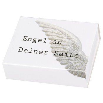 """Himmelsboten Glücksbringer """"Engel an Deiner Seite"""": Amazon.de: Bürobedarf & Schreibwaren"""